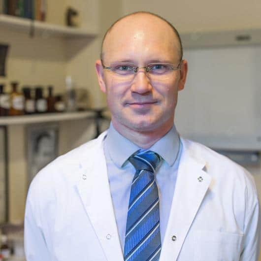 dr n. med. Michał Hrab - urolog Poznań